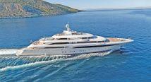 Mega-Yacht-Charter