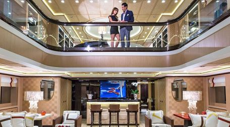 Mega Yacht Charter Prices